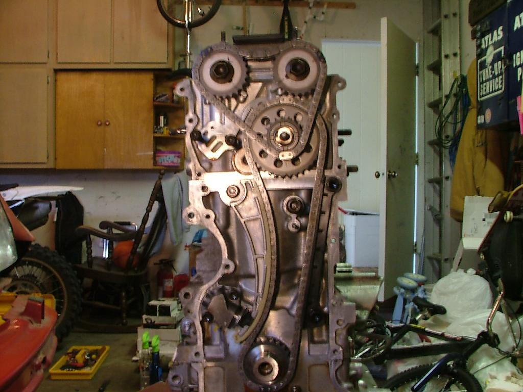 99 suzuki grand vitara timing chain replacement