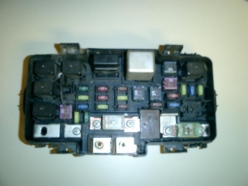 2002 03 04 Acura Rsx Type S Engine Bay Fuse Box Assy K20a2 4043 Car