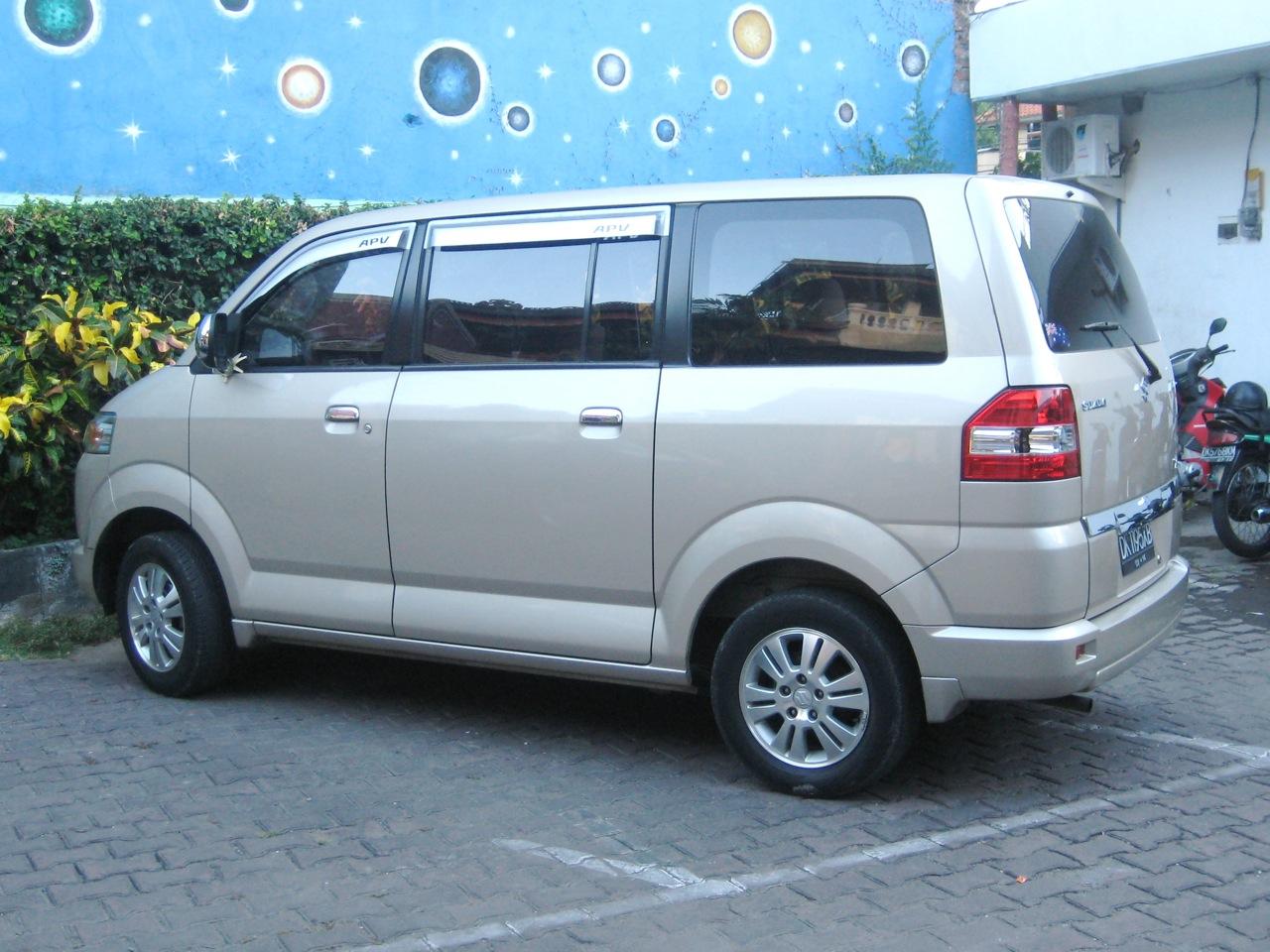 All New Suzuki APV