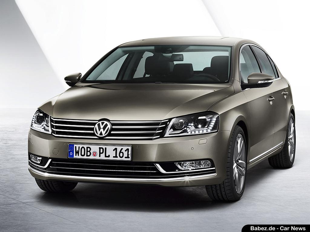 All Volkswagen Car Models