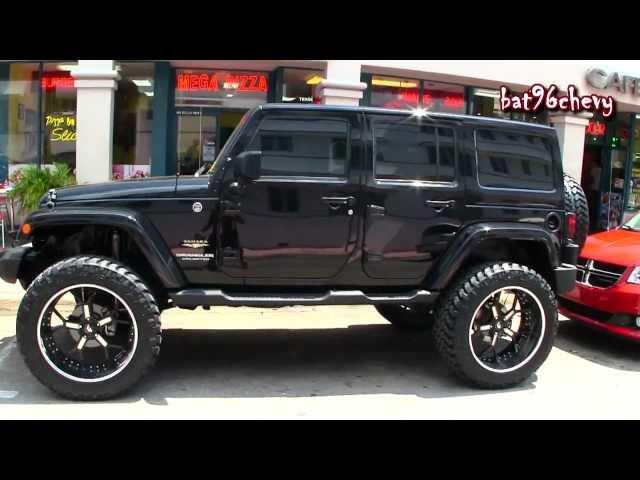 AllBlack Jeep Wrangler