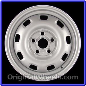 Alloy Wheel Center Caps VW Eurovan