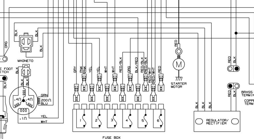 arctic cat 400 4x4 wiring diagram ElwQSXX arctic cat 400 4x4 wiring diagram image details fuse box location 2004 arctic cat 400 4x4 at crackthecode.co