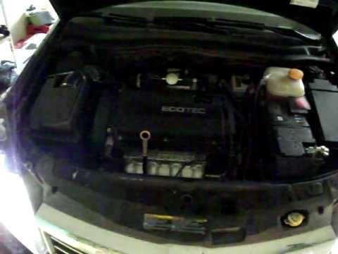 Astra 1.8l Z18XER Engine  YouTube