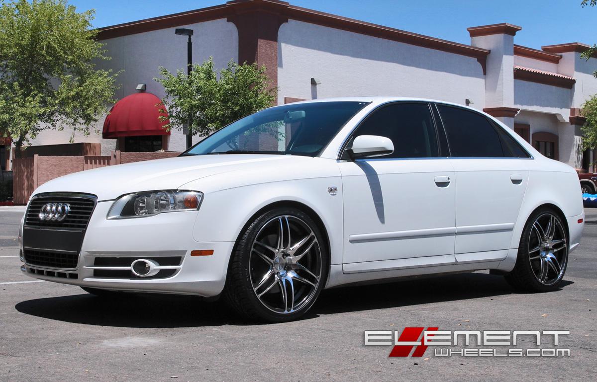 Audi A4 Custom Wheels Rims