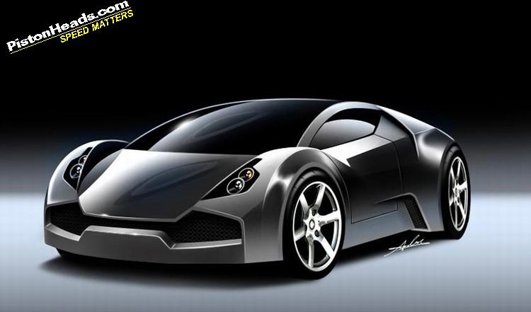 Auto Sports Car