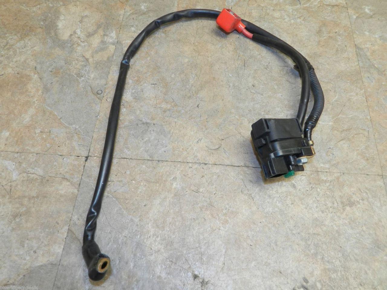 Battery for 2007 Suzuki Gsxr Starter Relay · 2007 Suzuki Gsxr 600 Fuse Box