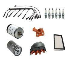 BMW E30 325 325e 325es Ignition Tune Up Kit Spark Plug Wire Set Cap