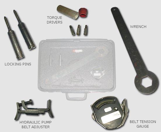 BMW Vanos Camshaft Timing Tool Kit