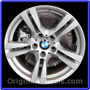 BMW X1 Wheel Bolt Pattern