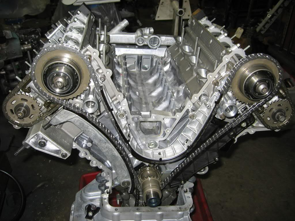 BMW X5 Timing Chain Replacement