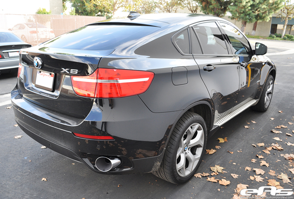 BMW X6 Performance Exhaust Systems