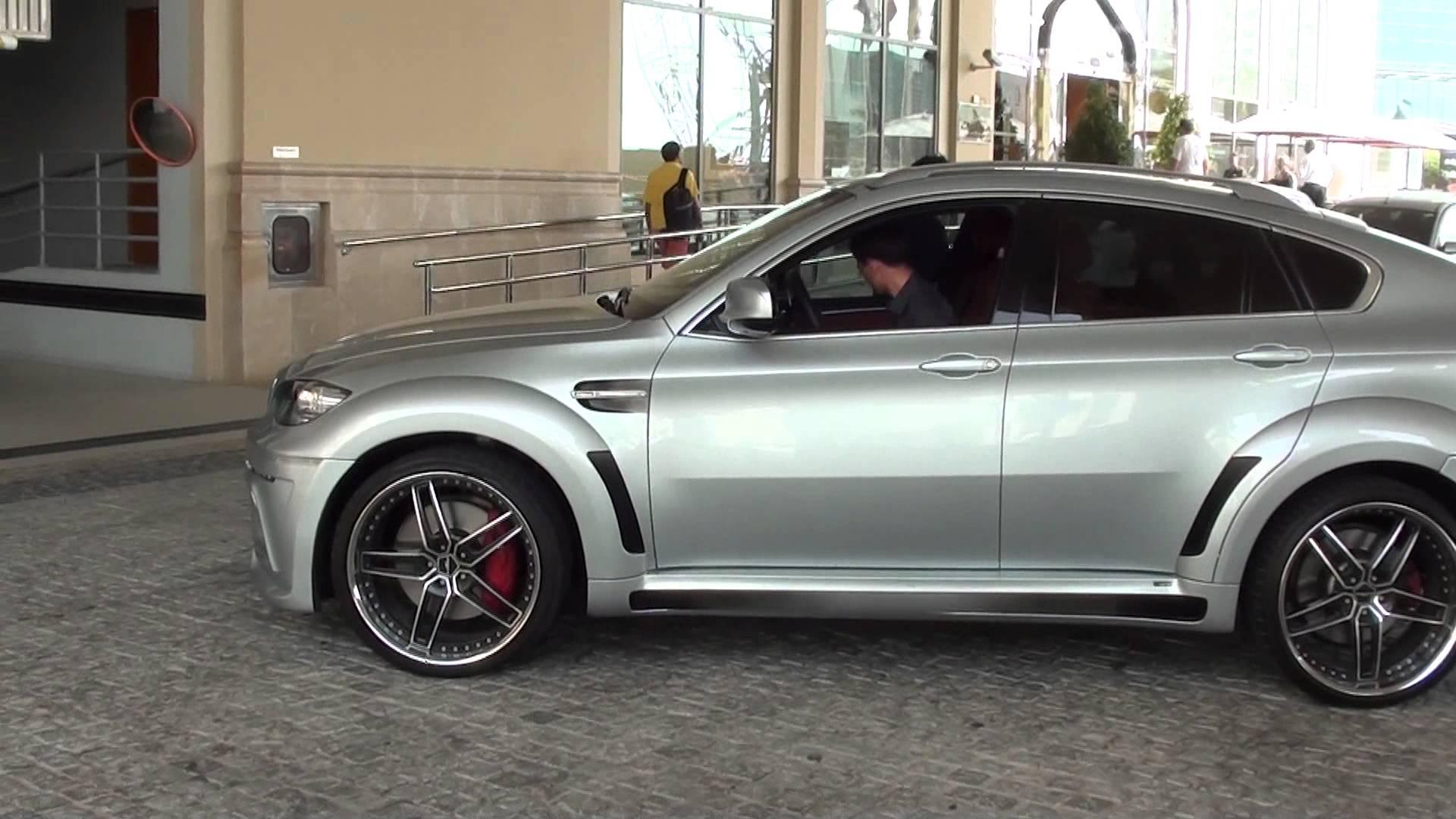 BMW X6 Rims