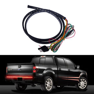 Bonnet Lift Strut Kit Clear Tailgate Stop Light Fog Light Lamp Kit