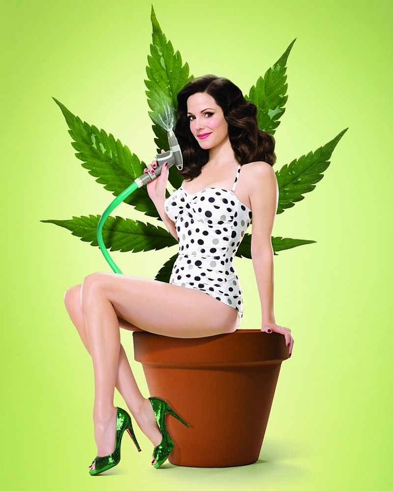 Botwin Nancy Mary Louise Parker Weeds