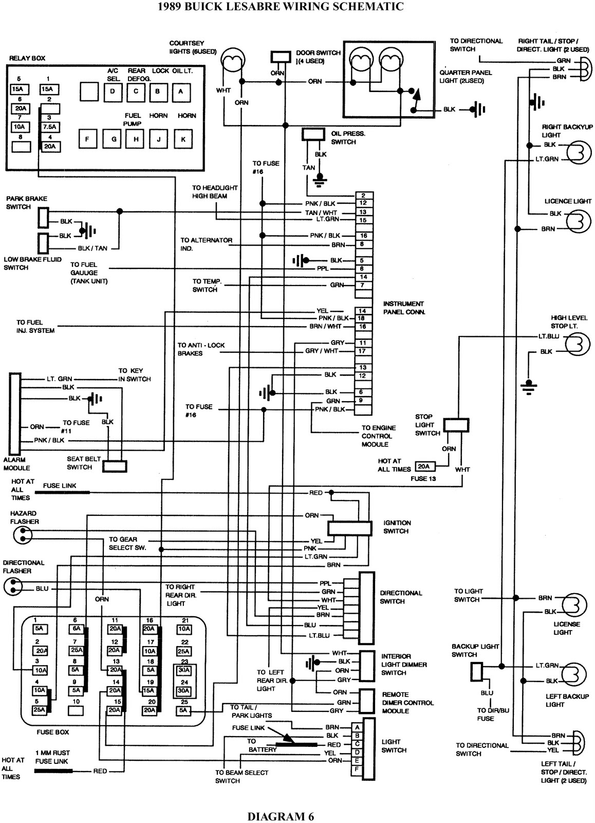 122965 Where Ocr Relay moreover Honda Accord Parts Data in addition Buick Transmission Diagram besides 1991 Buick Park Avenue Wiring Diagram together with 2hp2z Buick Lesabre 1998 Won T Start Won T Turn. on 1996 buick park avenue diagrams html