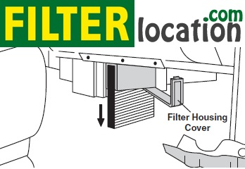Cabin Air Filter Location