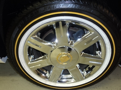 Cadillac Rims with Vogue Tires