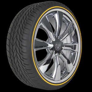 Cadillac Vogue Rims and Tires