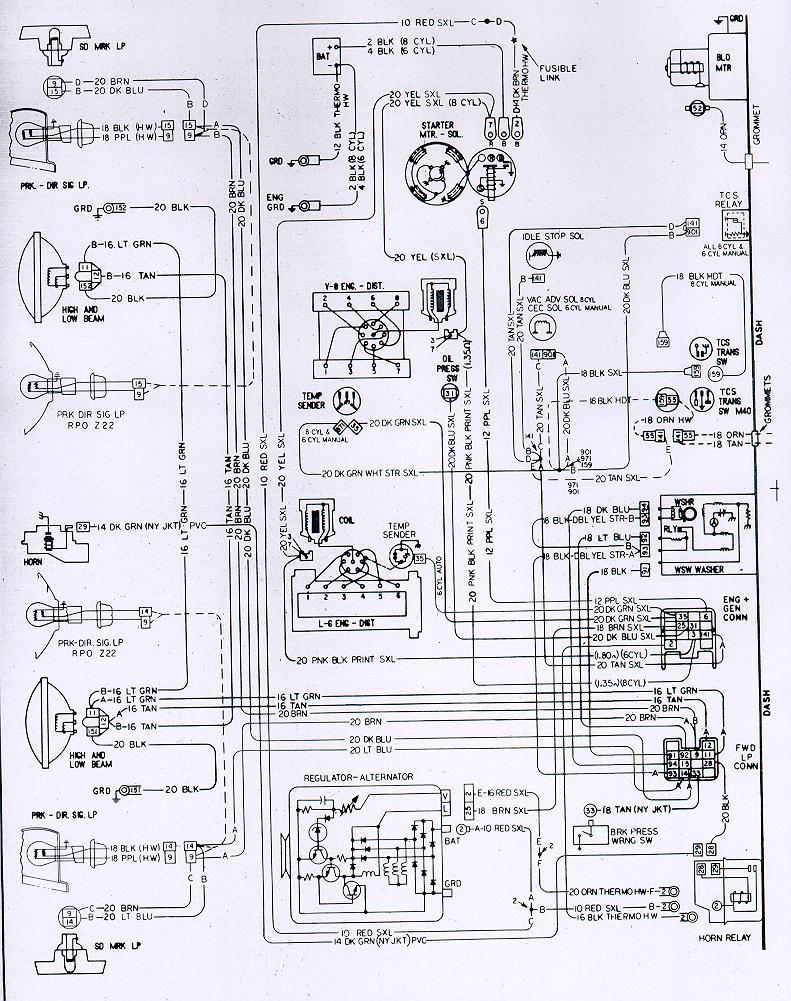 1979 Camaro Wiring Schematic | New Wiring Diagram 2018