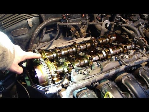 Camshaft Timing Marks 2002 Toyota Avalon
