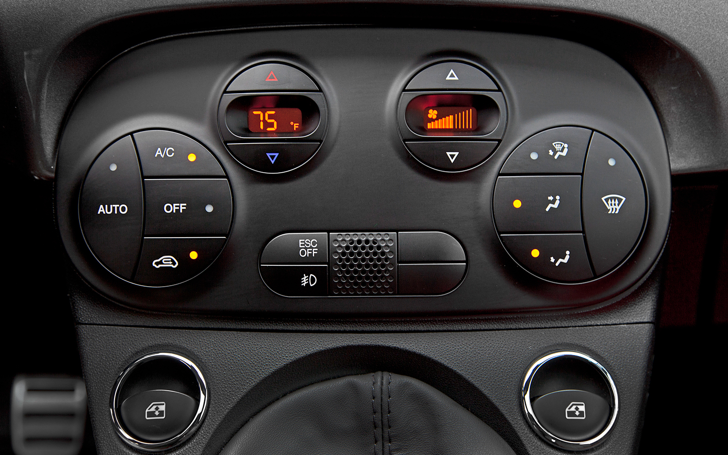 Car & Truck Parts > Air Conditioning & Heat > A/C & Heater Controls
