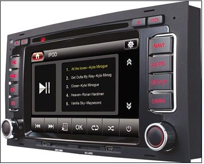 Car DVD Navigation System