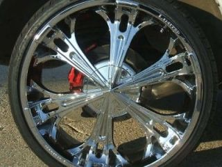 Cheap 22 Inch Rims and Tire Packages