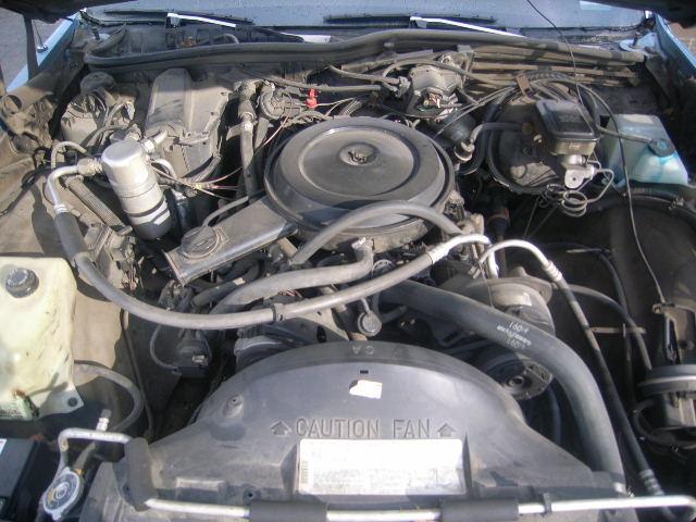 Chevrolet Caprice 1988. Salvage Chevrolet Caprice 4.3l