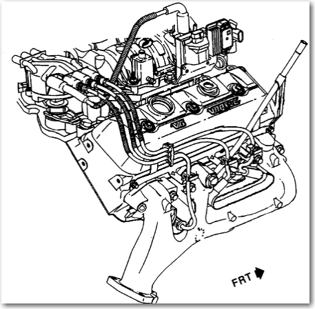 Gm 4 3 Engine Diagram | Wiring Diagram  Chevy Engine Diagram on