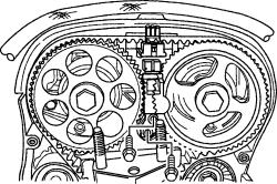 Chevy Aveo Camshaft Position Sensor Location