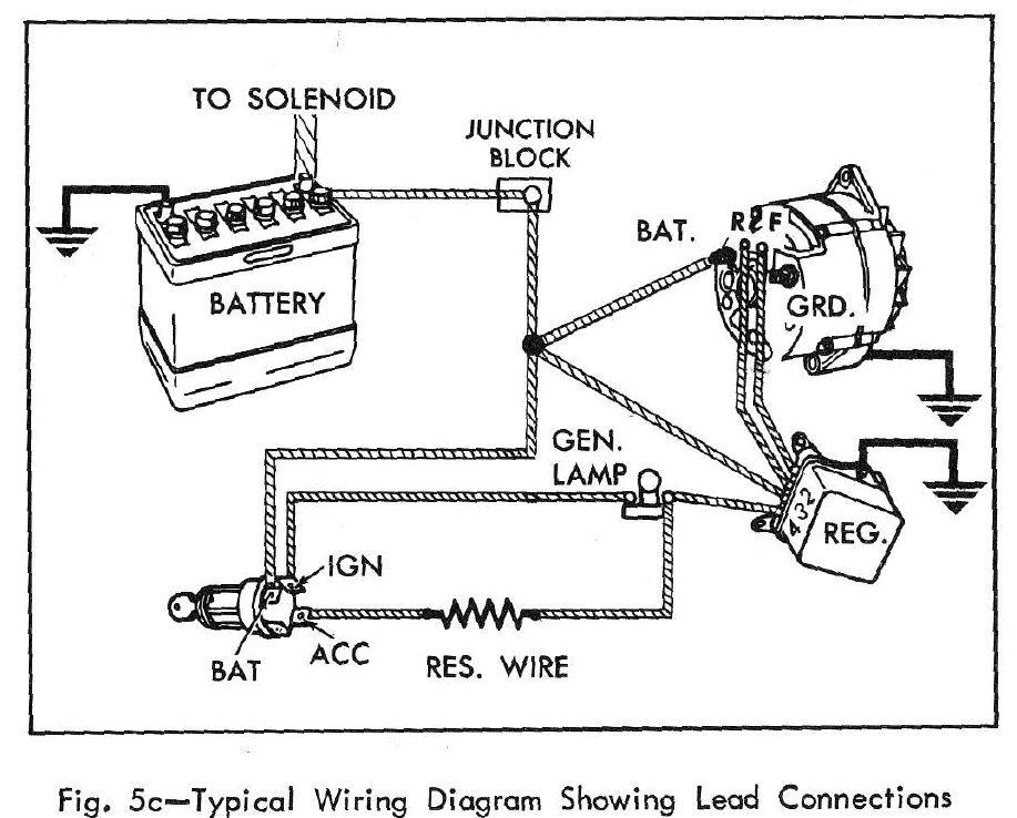 12 volt charging system diagram vehicle wiring diagrams rh eklablog co 12 Volt Wire Gauge 12 Volt Parallel Wiring Diagram