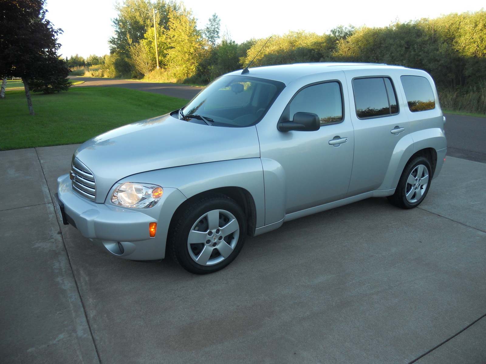 Chevy Hhr Used Car For