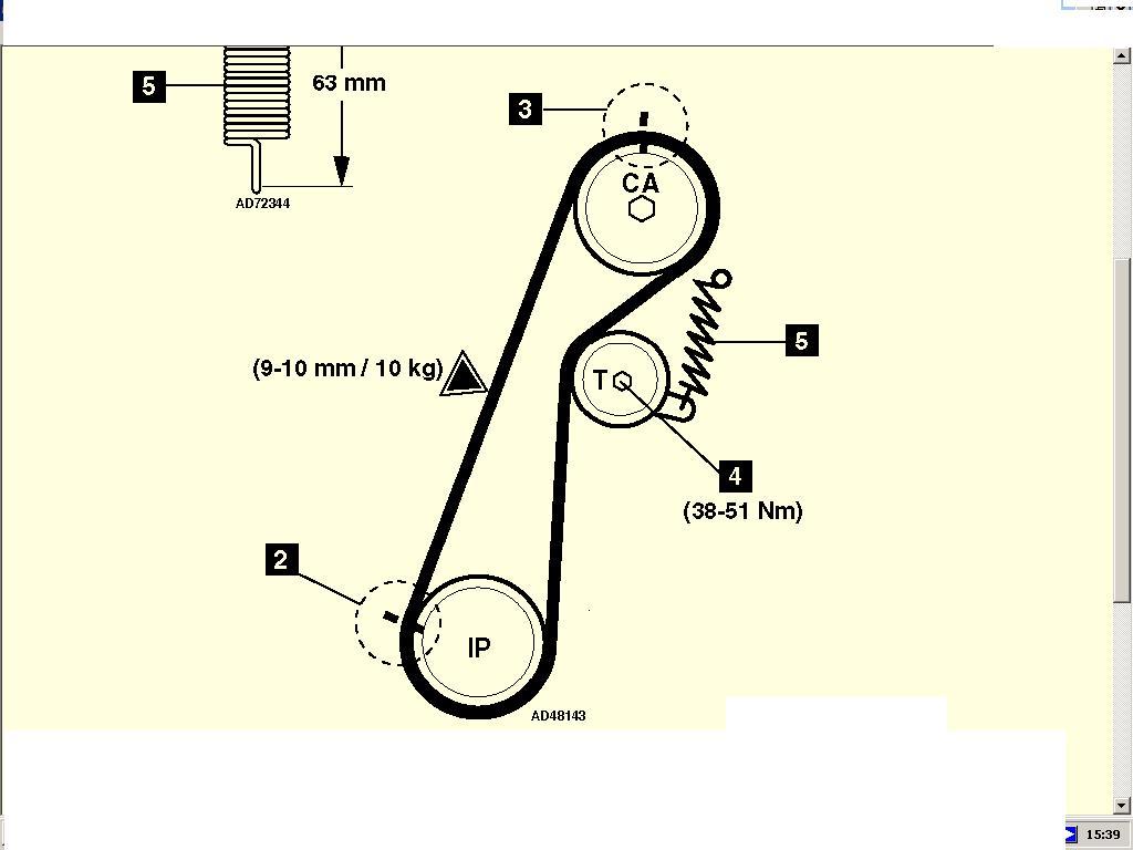 Chevy Metro Torque Spec Chart