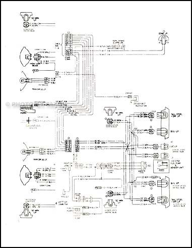 Chevy Monte Carlo Wiring Diagrams
