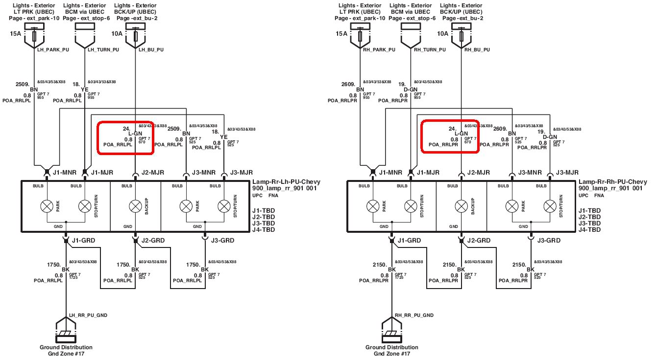 Trailer Wiring Diagrams With Backup Light Just Another Chevy Camera Diagram Lights Data Rh 17 Mercedes Aktion Tesmer De