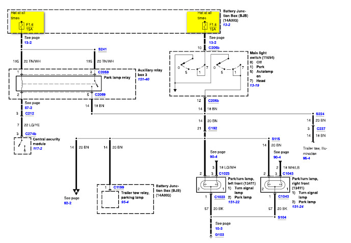 holiday rambler wiring schematics 2006 holiday rambler wiring diagram images 2006 holiday rambler brake light switch wiring diagram besides tail