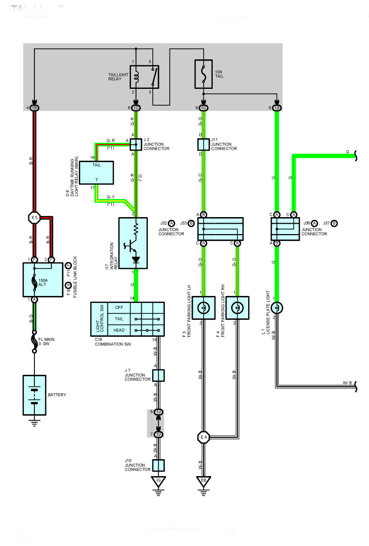 Nice Truck Lights Wiring Diagram Pictures Inspiration - The Best ...