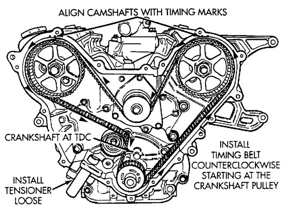 Chrysler 3 5 Engine Diagram