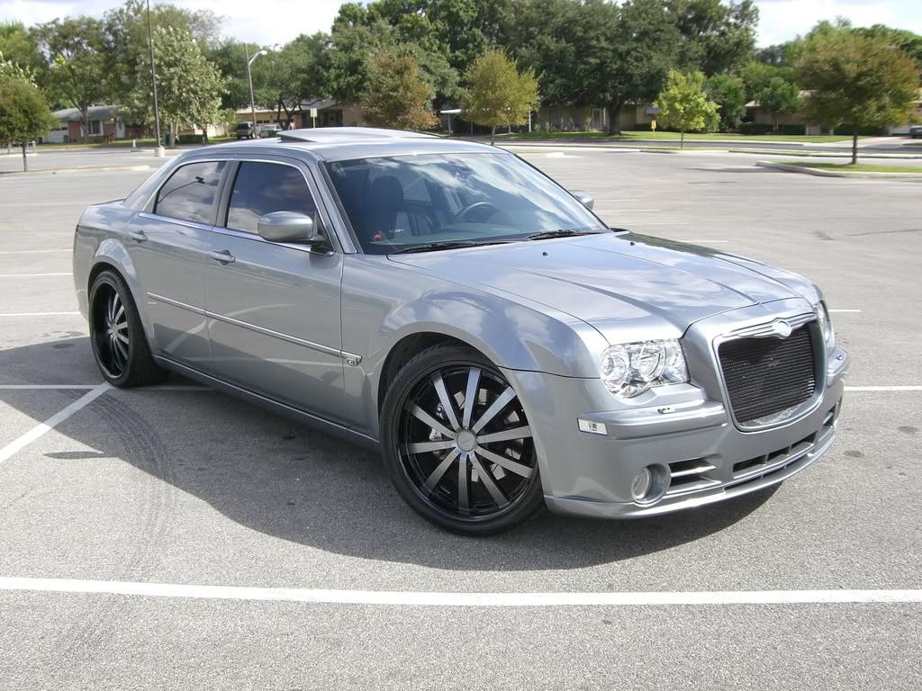Chrysler 300 SRT8 22 Inch Rims