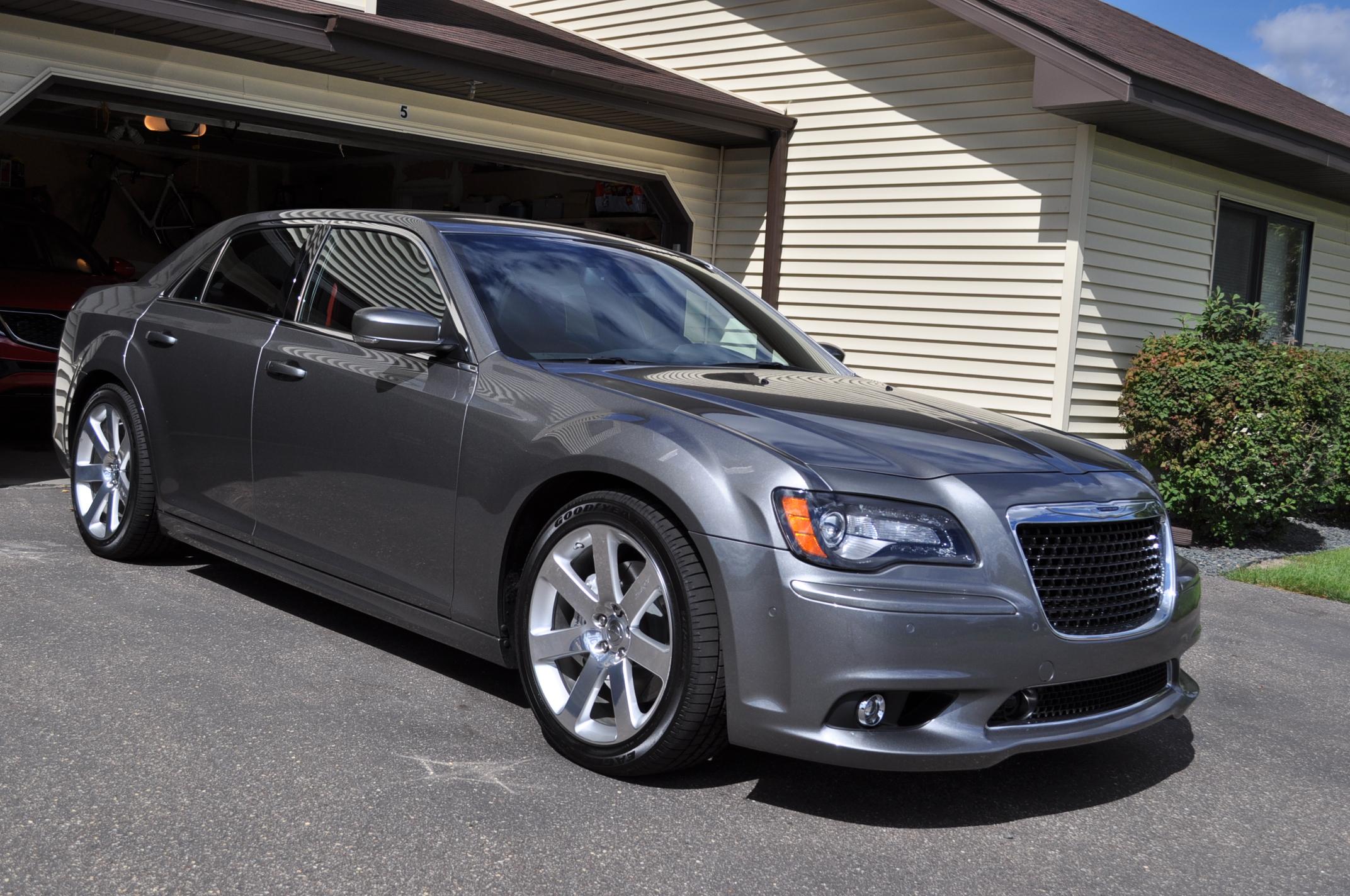 Chrysler 300C SRT8 Rims
