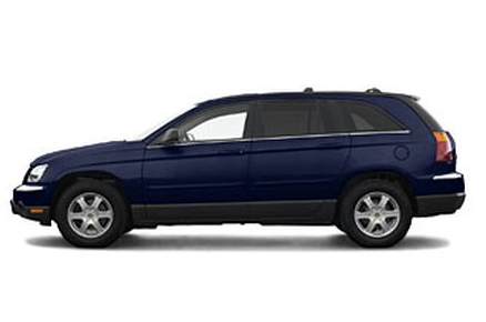 Chrysler Pacifica SUV Models