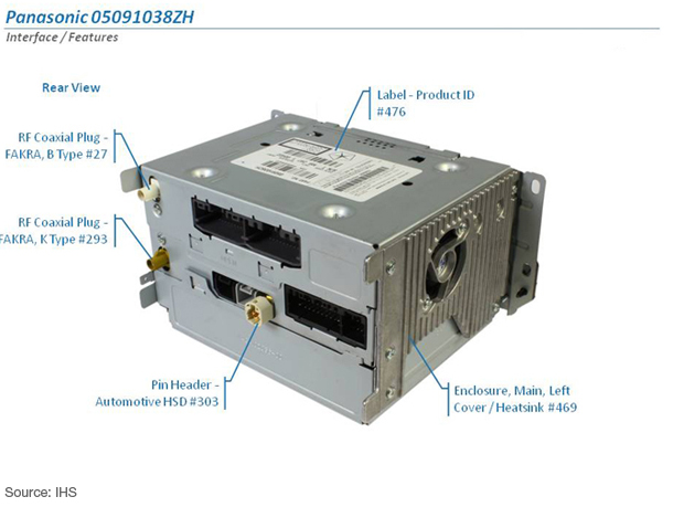 Uconnect Radio Wiring Diagram on
