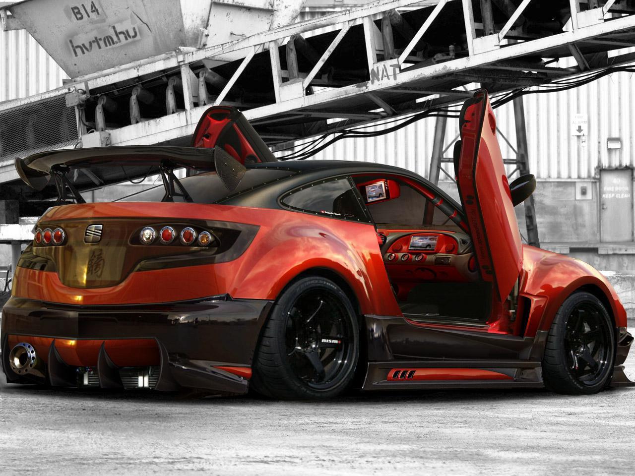 Cool Sports Cars Racing Pics