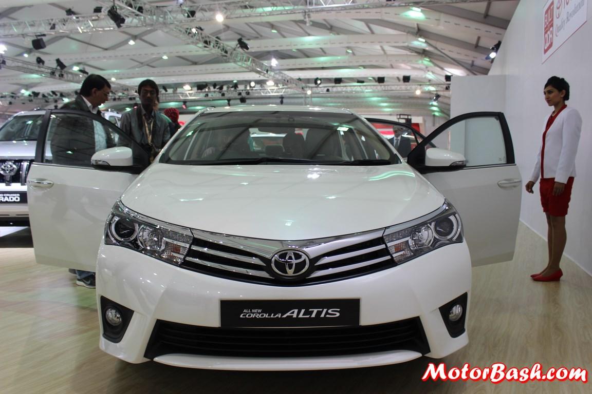 Corolla Altis | Dealer Resmi Toyota Jawa Tengah & DIY