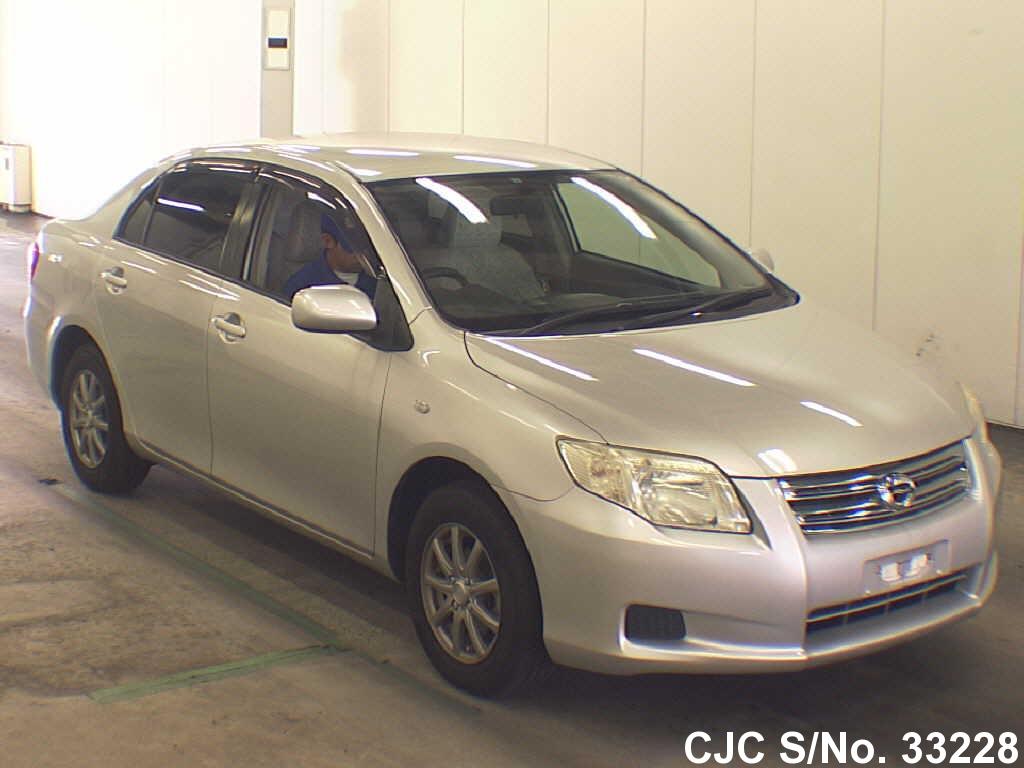 Corolla Axio 2012