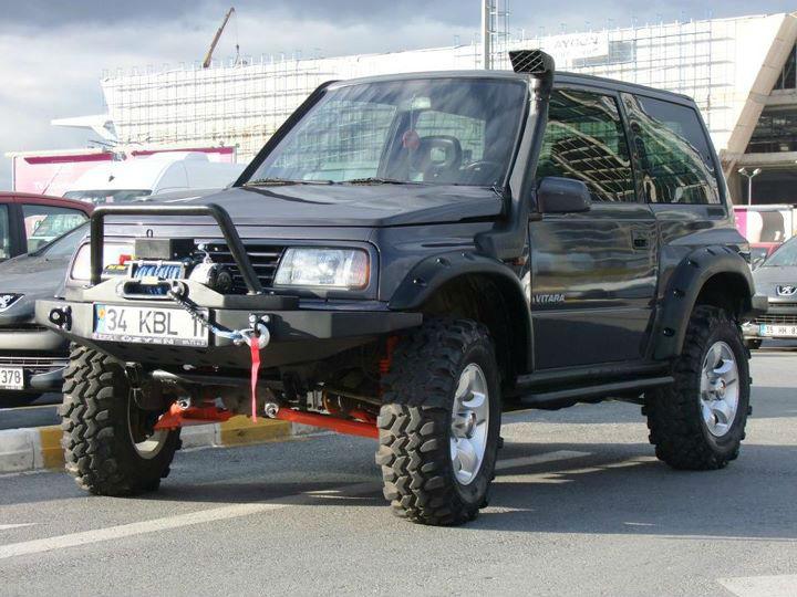 Suzuki Vitara Off Road Tampon >> Correl Suzuki Vitara Parafango Flare Image Details