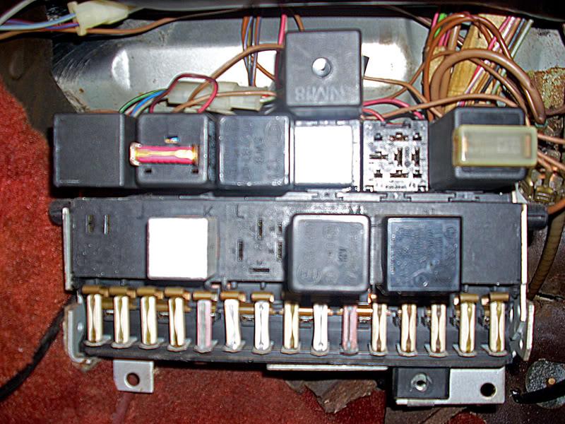Corvette Fuse Box Diagram - image details on