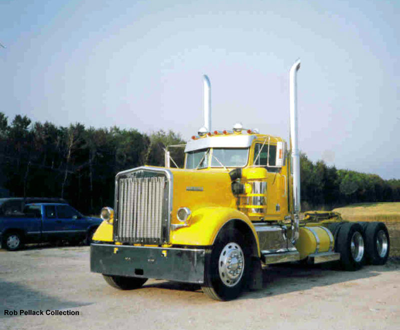 Custom Kenworth Trucks