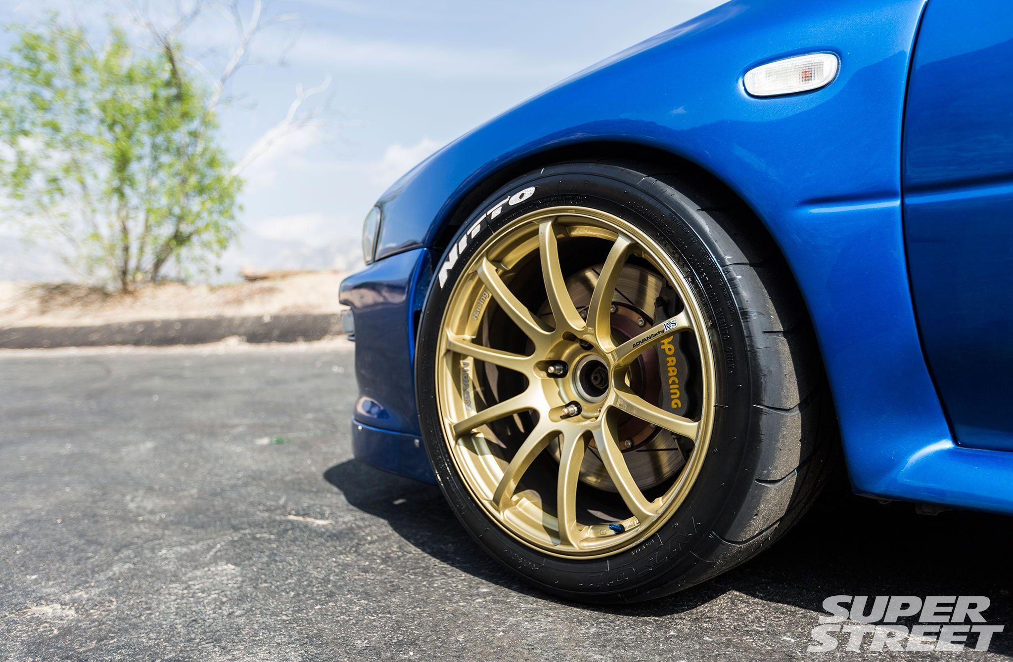Custom Rims for Subaru Legacy 2015